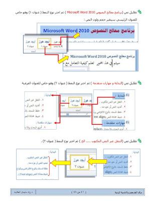 تحميل النسخة الكاملة المدفوعة من حزمة الاوفيس Microsoft office بآخر تحديث لهاو اهم 4 برامج موجودة فيها مع شرح مميزاتها