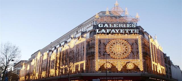 Lojas de departamento - Galeries Lafayette