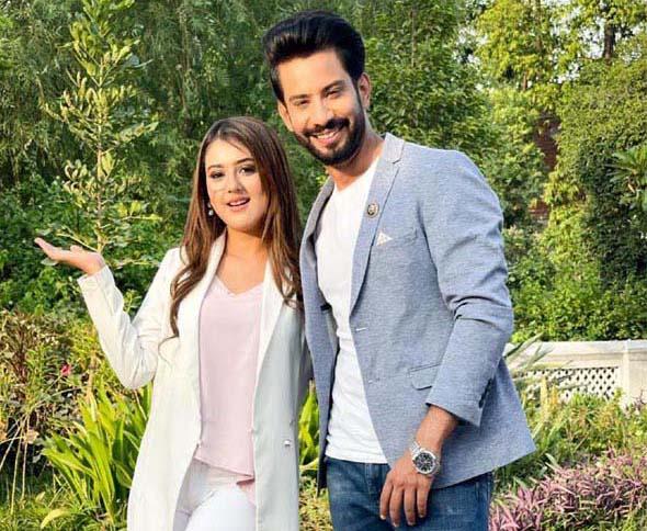 Riya Sharma and Saahil Uppal