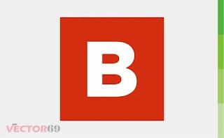 Logo Blanja.com (Ikon Persegi) - Download Vector File CDR (CorelDraw)