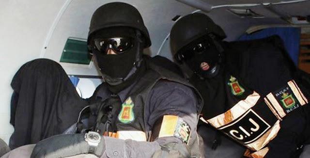 BCIJ: démantèlement à Taza d'une cellule terroriste