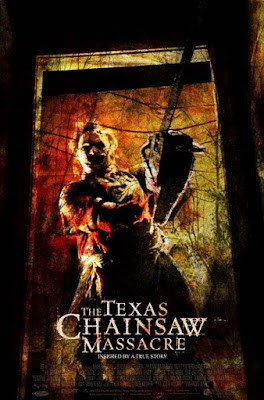 Texas Chainsaw Massacre Movie Cover