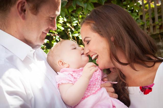 Family portrait, baby portrait Dublin