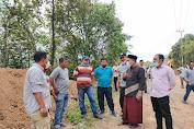 Bupati Sarkawi : Pembangunan Jalan Samar Kilang Impian Masyarakat Syiah Utama Sejak Berpuluh-puluh Tahun