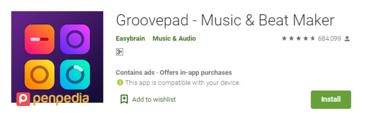 Groovepad – Music & Beat Maker