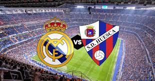 مباراة ريال مدريد وهويسكا