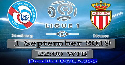 Prediksi Bola855 Strasbourg vs Monaco 1 September 2019