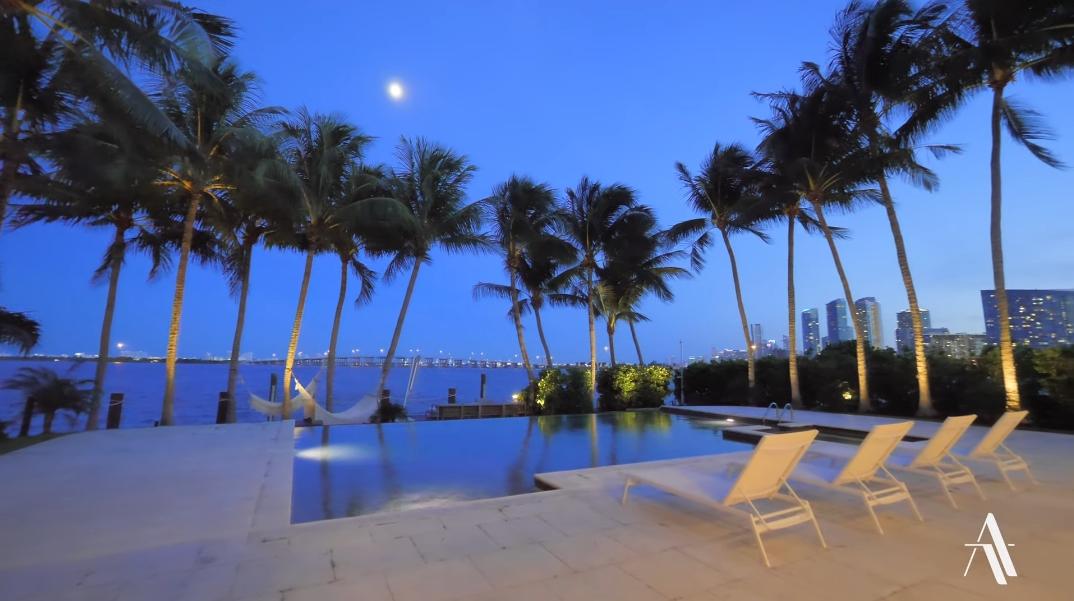 70 Interior Photos vs. 4411 Sabal Palm Rd, Miami, FL Ultra Luxury Modern Home Tour