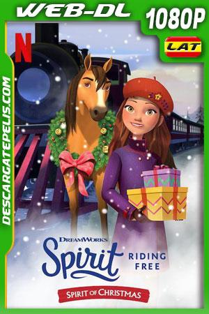 Spirit Cabalgando libre Una Navidad con Spirit (2019) 1080p WEB-DL Latino – Ingles
