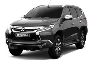 Mitsubishi Pajero Sport - Bali Jaya Trans