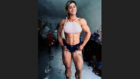 The Birth of Female Bodybuilding Contests