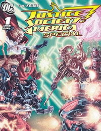 Justice Society of America Special