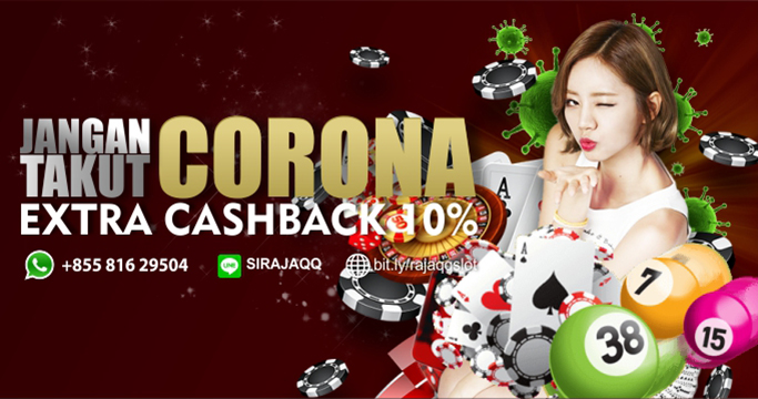 Bonus Extra Cashback 10% Khusus Untuk Anda