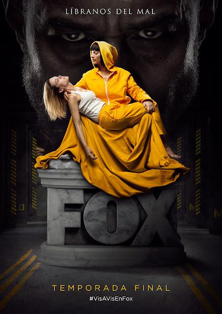 Vis a Vis, final, cuarta temporada, póster