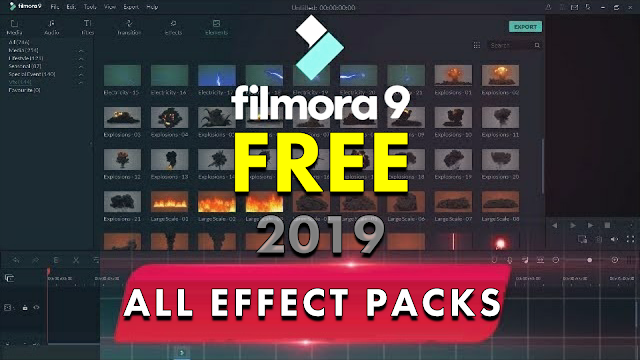 Free download all filmora 9 effects packs | Filmora 9 play all Effects Packs