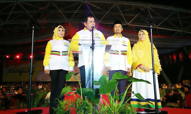 Ini 4 Poin Kontrak Politik NH-Aziz untuk Masyarakat Sulsel