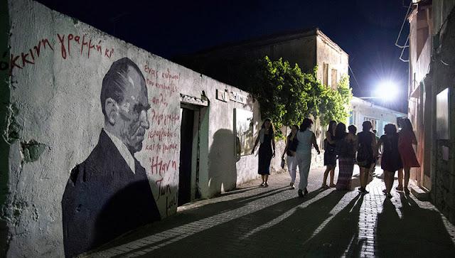 Στα «Βήματα του Καζαντζάκη» - Η αποστολή του για την σωτηρία χιλιάδων Ελλήνων του Πόντου