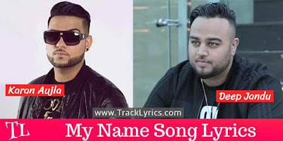 my-name-lyrics
