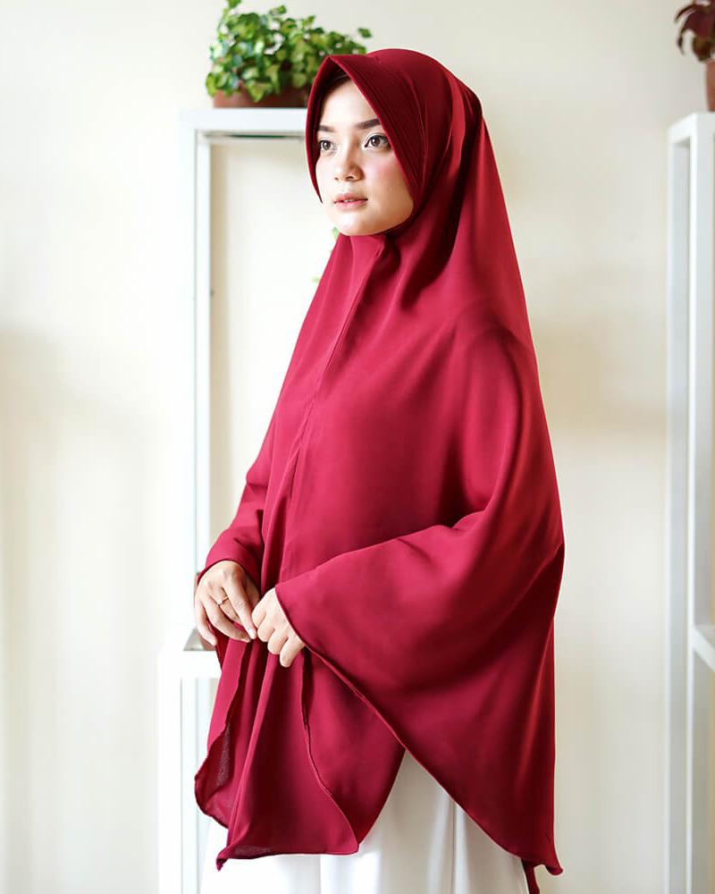 cewek manis dan seksi JIlbab LEbaran Jilbab Instan Syar'i