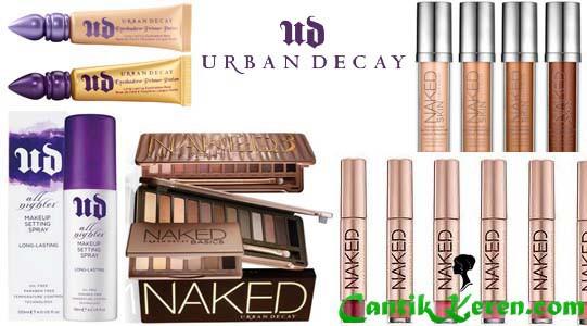 Katalog Produk Daftar Harga Make Up Urban Decay Kosmetik Terbaru