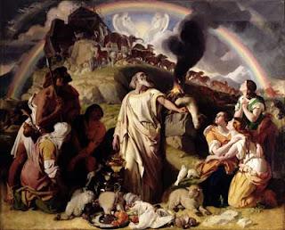 the sin of Noah