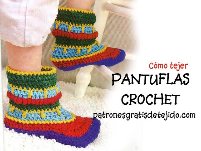 tutorial-pantuflas-crochet