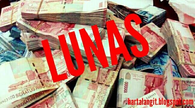 do'a lunas hutang
