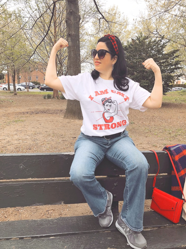 A Vintage Nerd, Vintage Blogger, Blogger with Disability, CMT, Charcot Marie Tooth Disease, CMT Warrior, CMT Warrior Tshirts, CMT Awareness, Retro Tees, Retro Blogger, CMT Strong, I Am CMT Strong