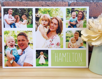Personalised Wooden Photo Blocks & Plaques - various styles available