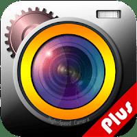 تطبيق كاميرا لهواتف الاندرويد High Speed Camera Plus 5.3.0.apk
