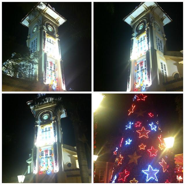 Luzes de Natal Socorro 2014