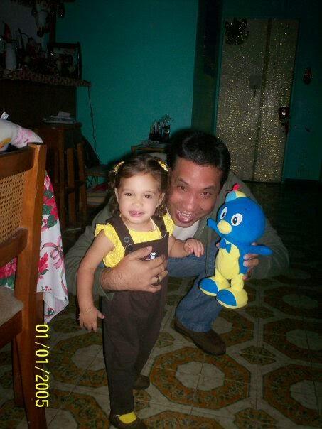 Padre e Hija con Pablo