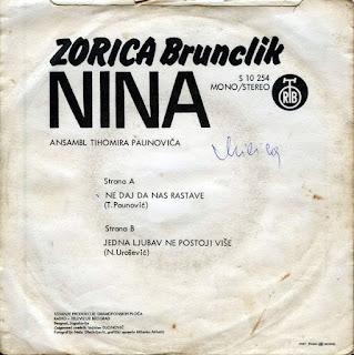 Zorica Brunclik - Diskografija 2