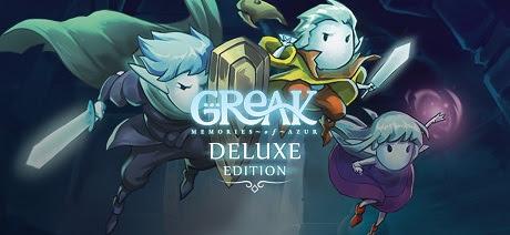 Greak Memories of Azur Deluxe Edition-GOG