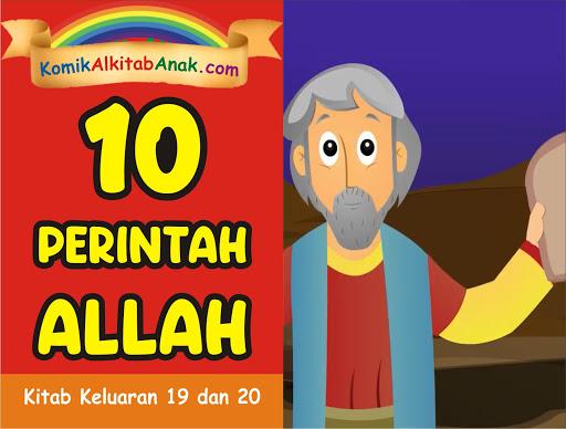10 PERINTAH ALLAH
