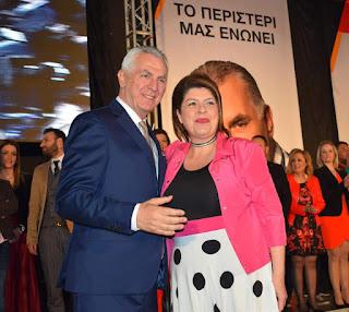 Μαρία Αεράκη: Είμαι και πάλι υποψήφια σε ένα Περιστέρι που συνεχίζει να χαμογελά και να ονειρεύεται