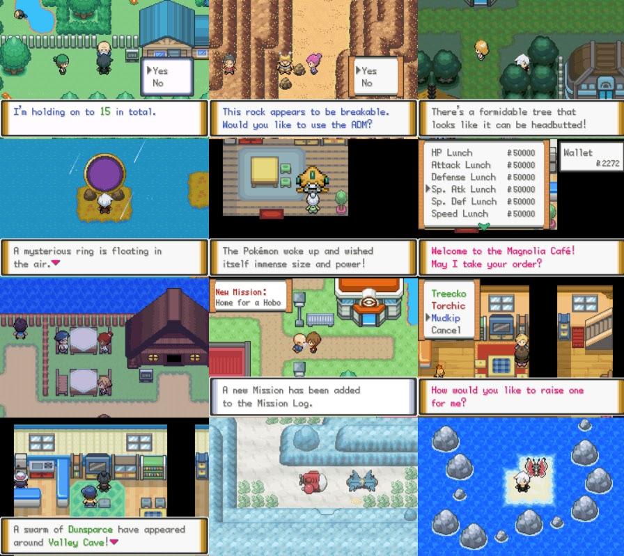 Pokemon Unbound Rom