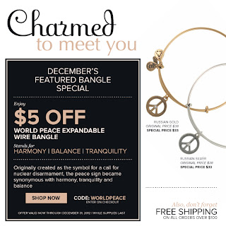 alex and ani discount code