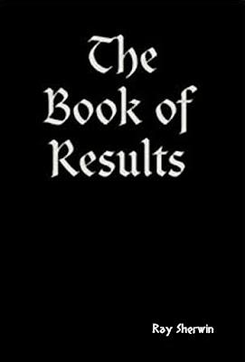Capa de O Livro dos Resultados de Ray Sherwin