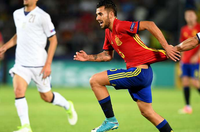 Performa Luar Biasa Dari Permainan U21 Spanyol Dani Ceballos
