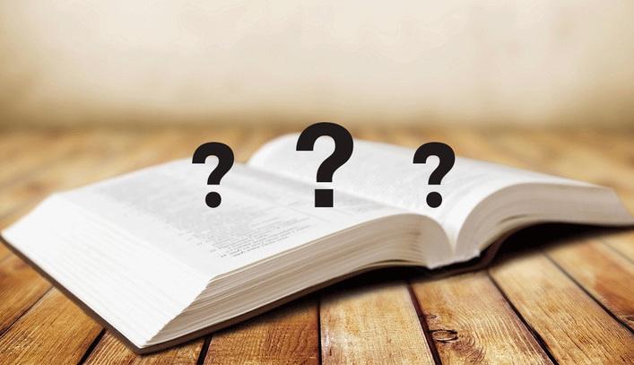 Biblia preguntas
