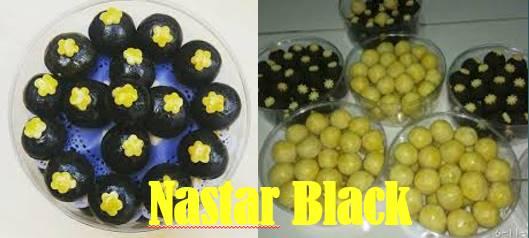 Black Nastar Resep dan Cara Membuatnya