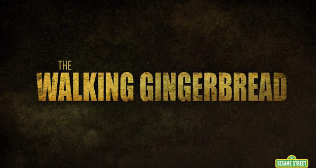 Sesame Street: The Walking Gingerbread