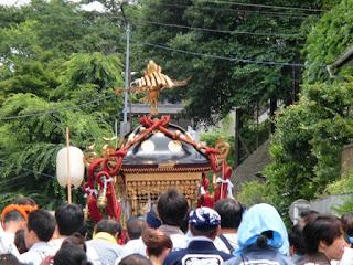 八雲神社例大祭(極楽寺)