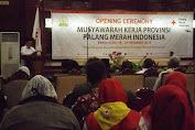 PMI Aceh Gelar Musyawarah Kerja