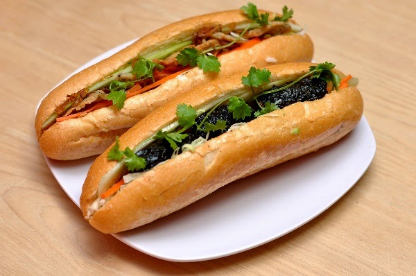 Is the banh mi the world's best sandwich? 14