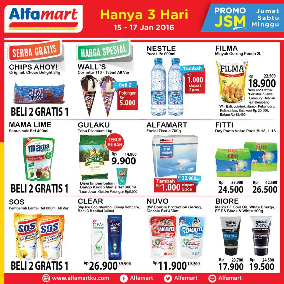 Promo Alfamart 17 Agustus 2017 Creativehobby Store
