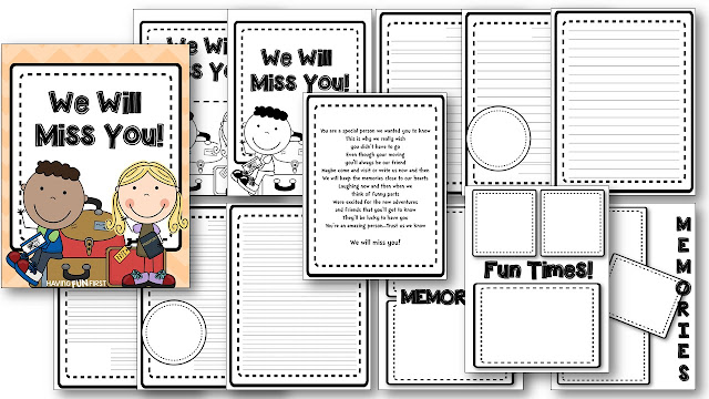 https://www.teacherspayteachers.com/Product/Student-MovingWe-Will-Miss-You-book-2225560