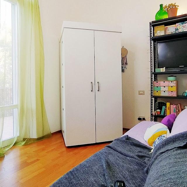 DreamBox mobile trasformabile chiuso