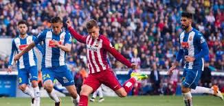 مشاهدة مباراة اتلتيكو مدريد واسبانيول
